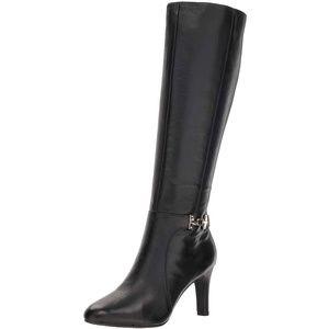 Bandolino Womens Lamari Dress Boots Black